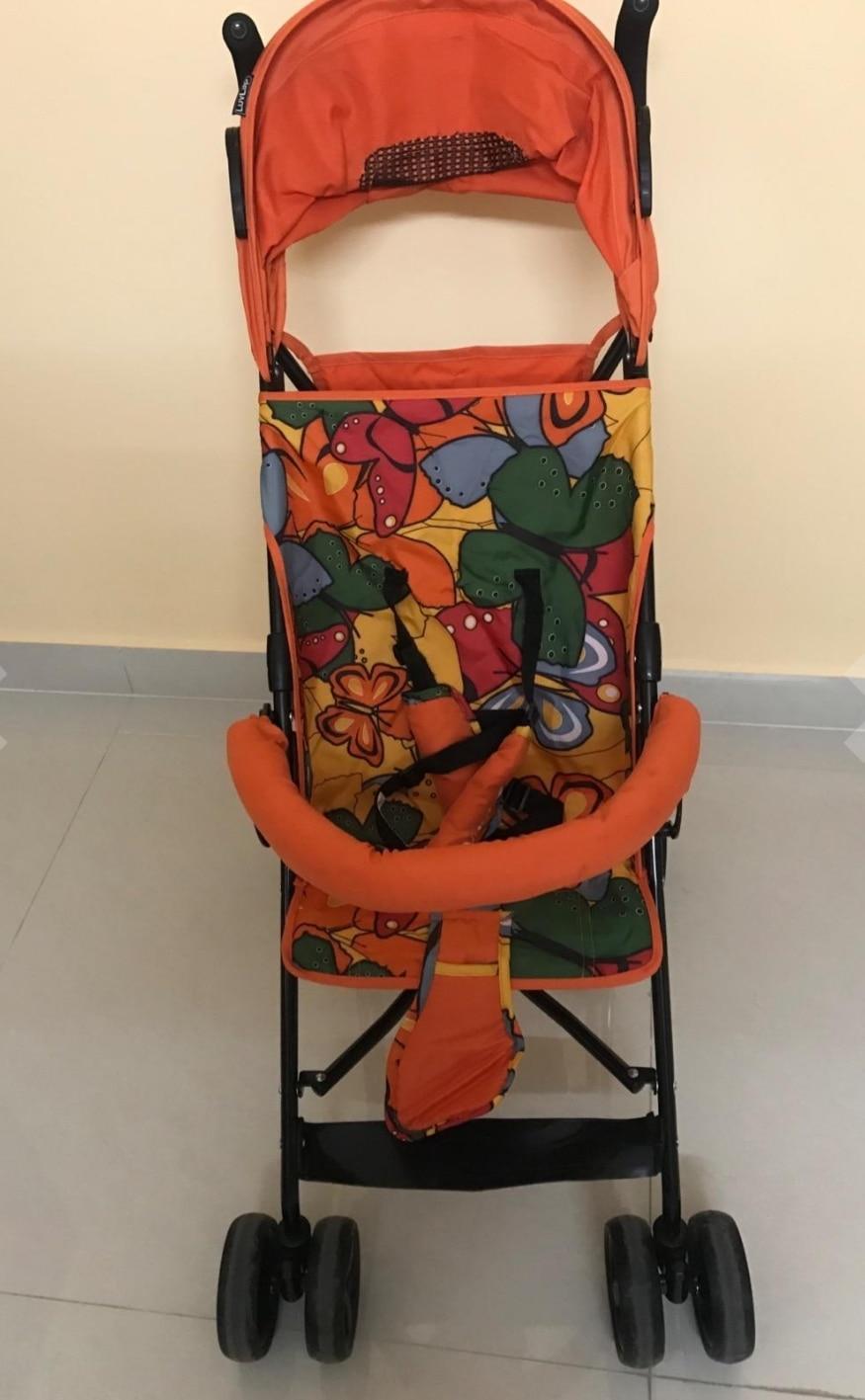 LuvLap Joy Baby Stroller - MomJunction
