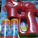 Zest 4 Toyz Battery Operated Bubble Shooter Gun-Party Bubbles Shooter Gun-By poonam2019