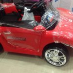 Babyhug Battery Operated Ride On Car With 2-point harness-Battery operated Car for baby-By poonam2019