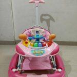 Mee Mee Anti-Fall Baby Walker Cum Rocker-Mee Mee Anti fall baby walker-By asha27