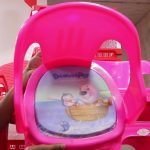 TIED RIBBONS Soft Cushion Plastic Chair for Kids-Good one in reasonabl rate-By sumi2020
