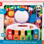 Fisher Price Musical Play Gym Play Mat-Attractive musical gym play mat-By asha27