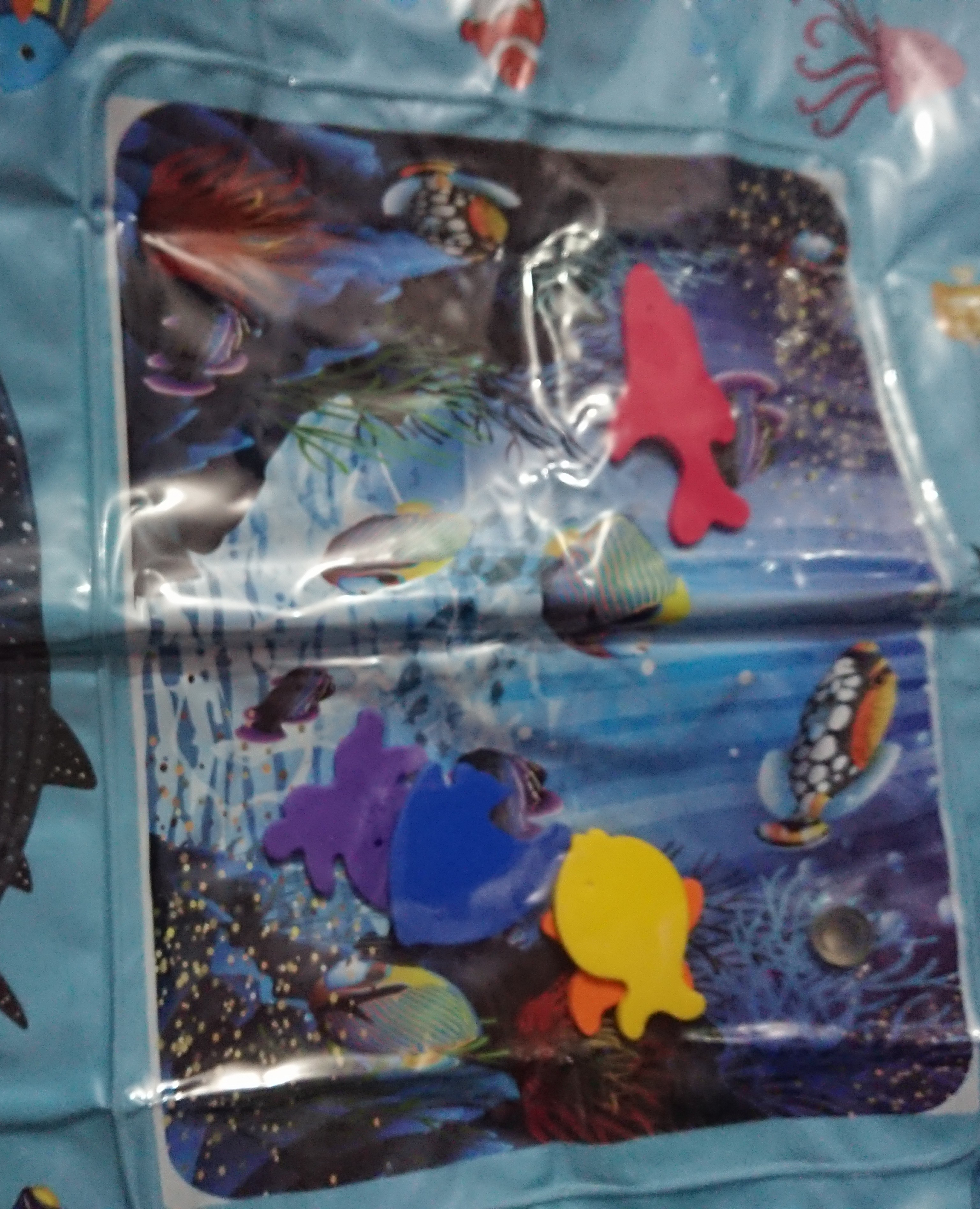 Baby Play Mat Alphabet With Sea Animals Print-Baby Play Mat Alphabet With Sea Animals Print-By priya2502