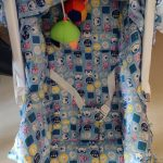 EhomeKart 10 In 1 Baby Bear Print Carry Cot Cum Bouncer-10 in 1 Baby Carry Cot-By asha27