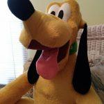 Starwalk Pluto Plush Soft Toy-Lovely Pluto-By asha27