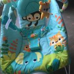 Fiddle Diddle Baby Bouncer Cum Rocker-Bounce or sleep-By sumi2020