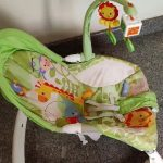 Fisher Price Newborn to Toddler Rocker With Free Diaper Bag-Toddler rocker-By rev