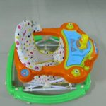 Sunbaby Ride-On Walker With Play Tray-Babies first steP-By rev