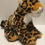 Wild Republic CK Baby Leopard Soft Toy-Cute baby Leopard-By asha27