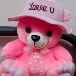 Ultra Cap Teddy Soft Toy-teddy buddy-By vanajamk
