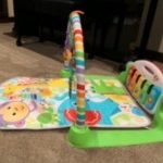 Fisher Price Musical Activity Gym-fisherplay with gym-By vanajamk