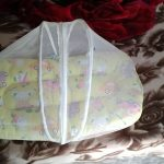 Babyhug Mosquito Net With Mattress And Pillow-Babyhug Mosquito Net With Mattress And Pillow-By bhumikad