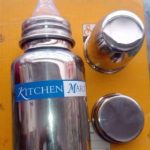kitchen mart stainless steel feeding bottle-stainless steel feeding bottle-By vanajamk