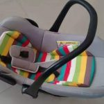 Babyhug Onyx Car Seat Cum Carry Cot With Rocking Base-3 in 1-By sumi2020