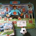 Worlds Apart Football Challenge Electronic Scoring Mat-Innovative Football scoring Mat-By asha27