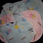 Babygo Waterproof Baby Apron with Bib-Stay clean while feeding-By sumi2020