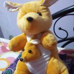 Deals India Kangaroo Mother And Baby-Cute mother and baby duo by Deals India-By asha27