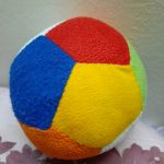 Deals India Elephant Soft Toy & Soft Ball-Sweet combo by Deals India-By asha27