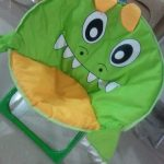 NHR Baby Foldable Cushioned Chair-Lookwise good, poor quality-By sumi2020