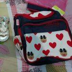Babyhug Vogue Denim Diaper Bag-Baby diaper stylish bag by Babyhug-By poonam2019