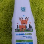 Mamaearth Talc Free Organic Dusting Powder for Babies, Arrowroot and Oat Starch-Organic Dusting Powder-By asha27
