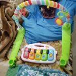 Baybee Kick & Play Toy With Piano Jungle Print-Baybee Kick & Play Toy With Piano Jungle Print-By bhumikad
