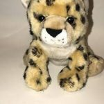 Wild Republic CK Baby Leopard Soft Toy-Cute soft baby Leopard toy-By poonam2019