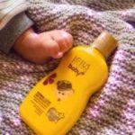 Lotus Herbals baby+ Eternal Love Baby Massage oil-Baby glows after a massage-By zirwa