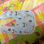 Babygo Waterproof Baby Apron with Bib-Perfect baby apron-By modi