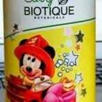 Biotique Disney Princess Baby Body Wash-Good bady body wash-By asha27