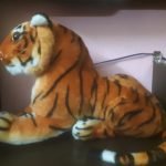 Deals India Stuffed Tiger And Caterpillar Combo-Lovely combo by Deals India-By asha27