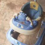Mee Mee Baby Walker with Adjustable Height and Push Handle Bar-Mee Mee Baby Walker with Push Handle-By asha27