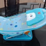 LuvLap Hippo Dippo Compact Baby Bather-Comfortable compact baby bather from luvlap-By modi