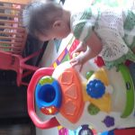 Chicco Baby Activity Walker-Best use for 1 to 2 years babies.-By rev