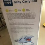 Mee Mee 5 in 1 Cozy Carry Cot Cum Rocker-5 in 1 cozy carry cot by Mee Mee-By asha27
