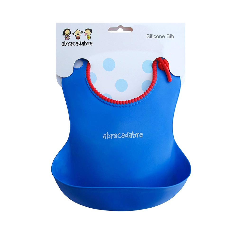 Abracadabra Waterproof Silicon Bib