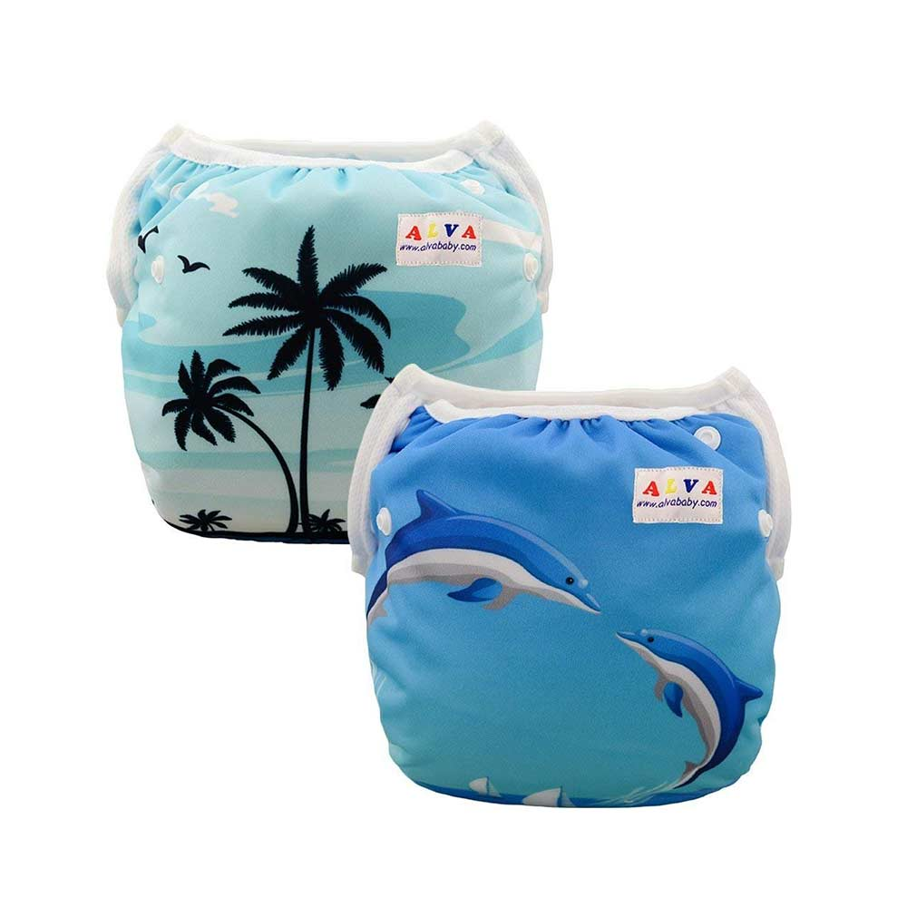 Alva Baby Boys & Girls Swim Diaper