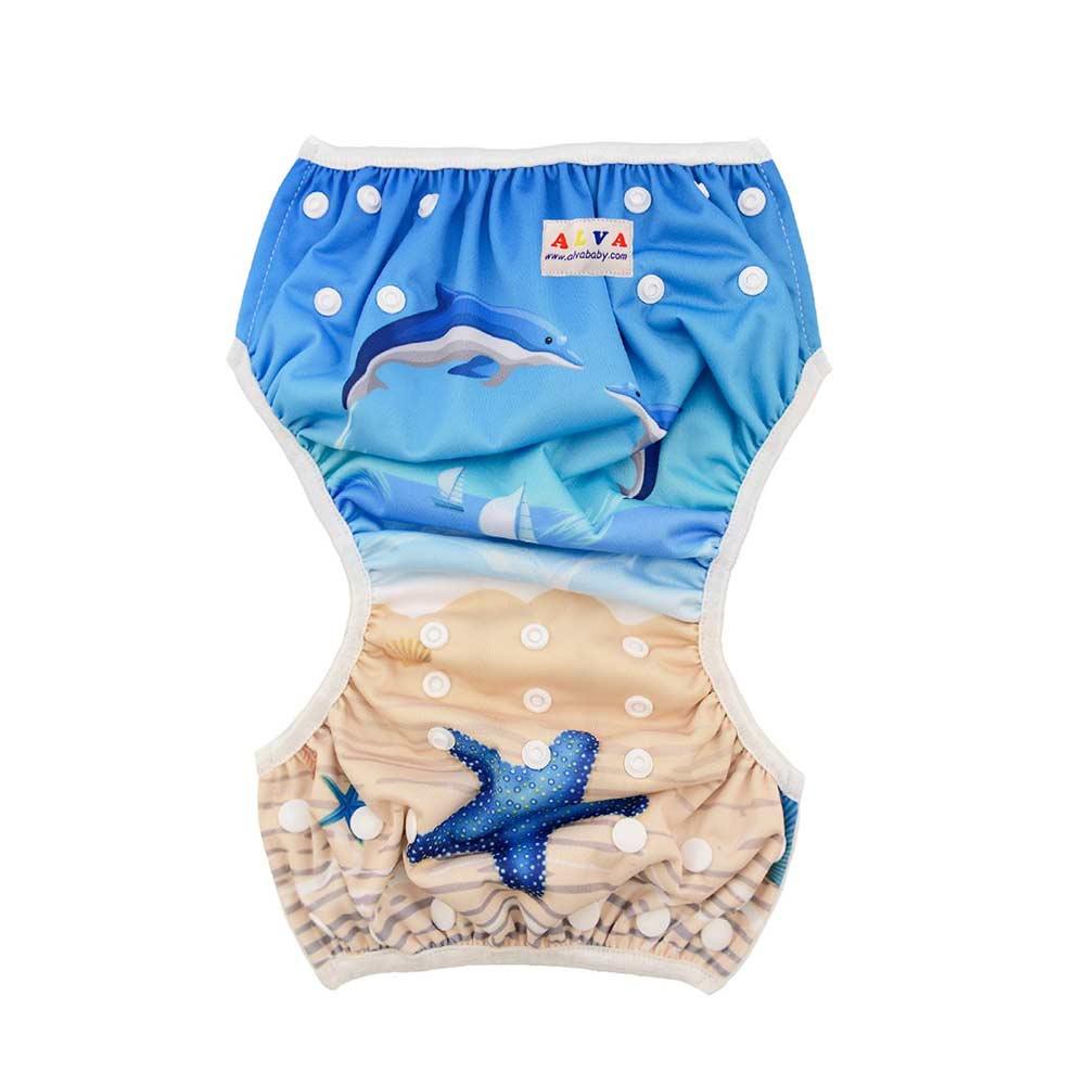 Alva Baby Boys & Girls Swim Diaper