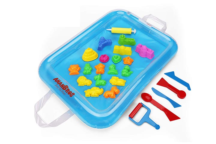 AnanBros 23 Pieces Beach Sand Toys Set