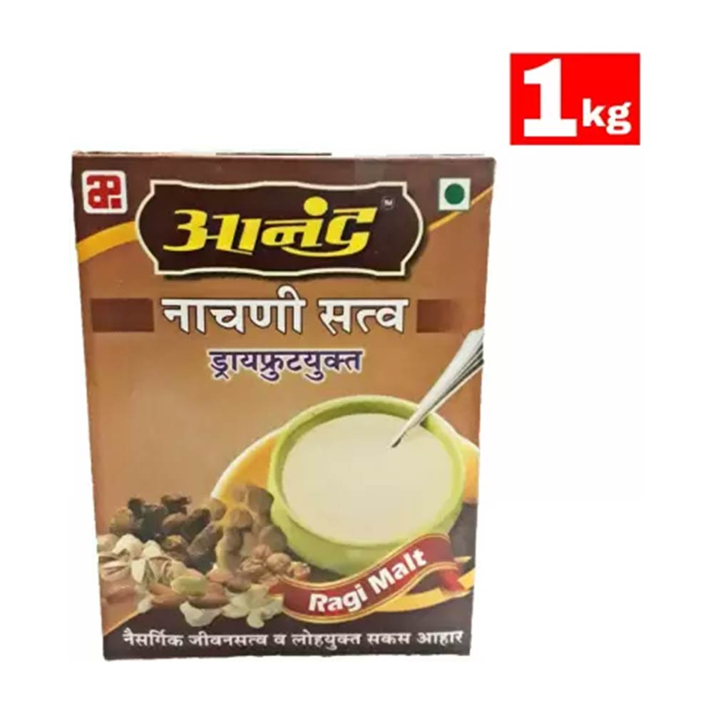 Anand Products Dry Fruit Nachni Cereal