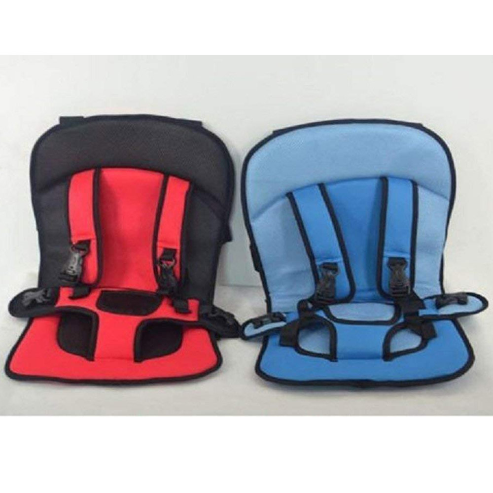 Anvey Multi-Function Adjustable Baby Car Cushion Seat with Safety Belt