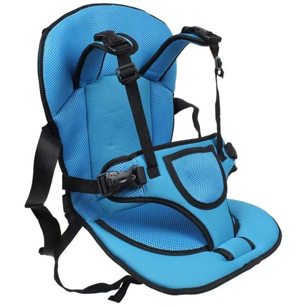 Anym Baby's Adjustable Car Cushion Seat