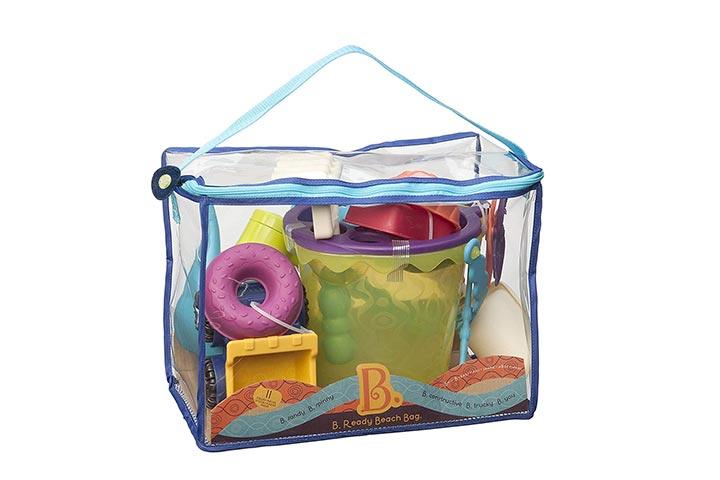 B. toys – B. Ready Beach Bag