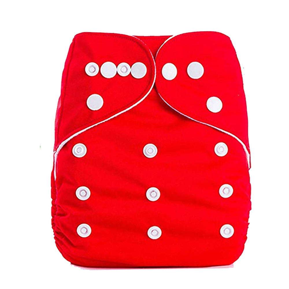 Baby Bucket All-in-One Bottom-Bumpers Washable Cloth Diaper