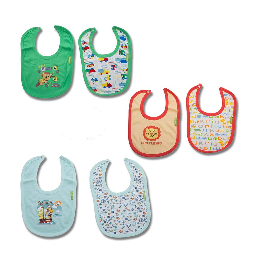 Baybee Baby Cotton Bibs