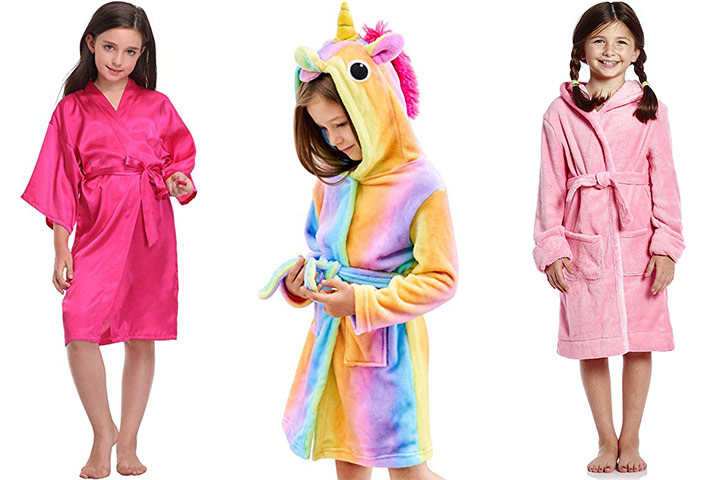 Best Bath Robes For Girls In 2020