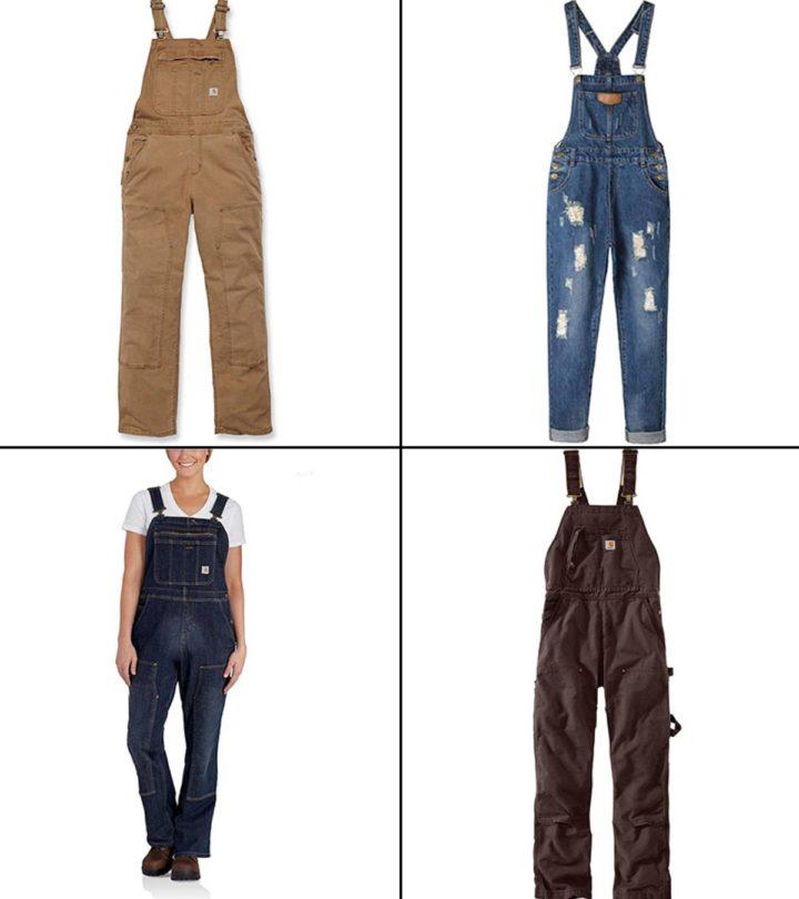 Best Overalls For Women To Buy
