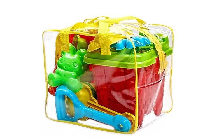 Bo-Toys 15-Pieces Beach Sand Toys Set