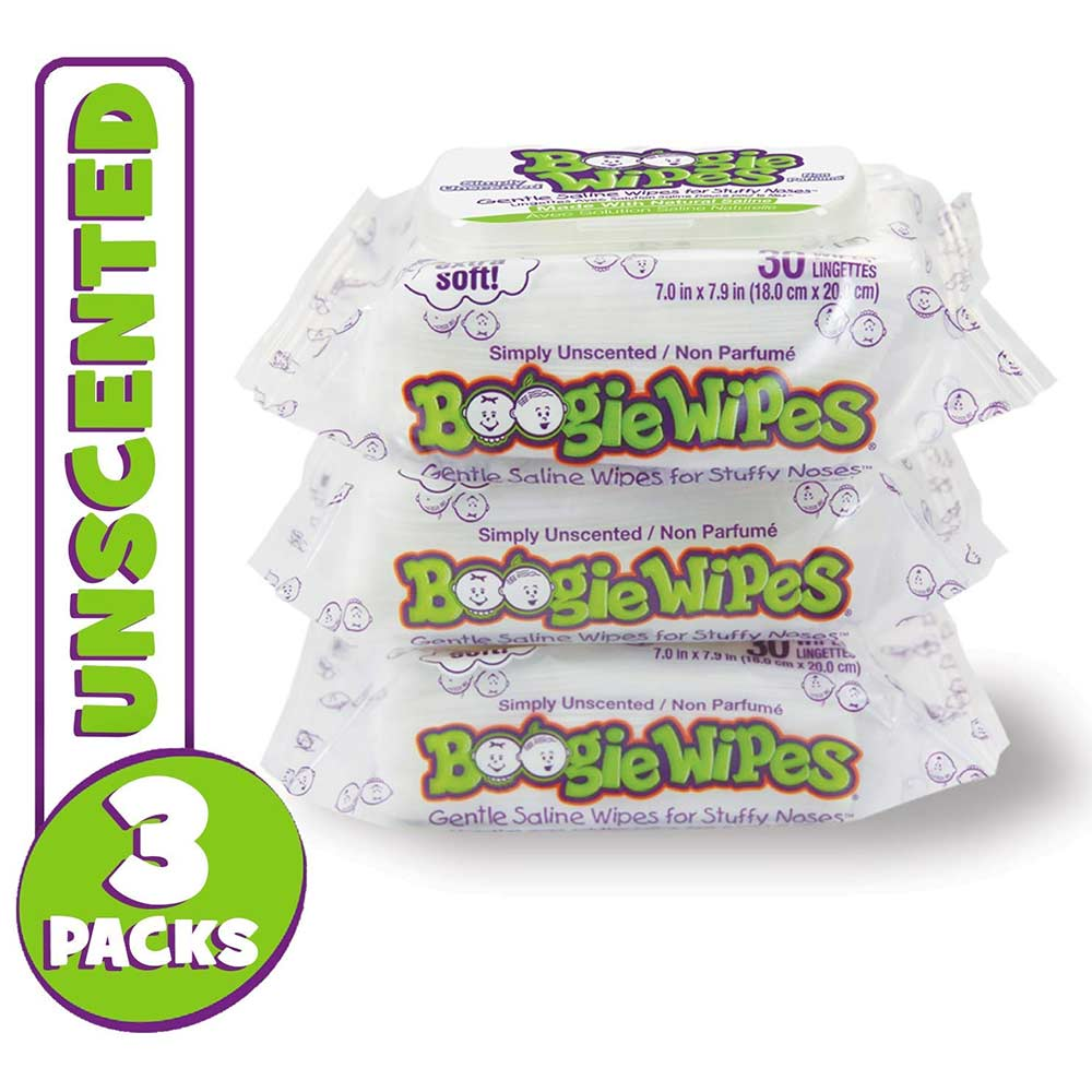 Boogie Wipe Nose Wipes