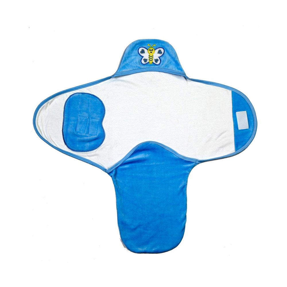 Brim Hugs & Cuddles New Born Sleeping Bag